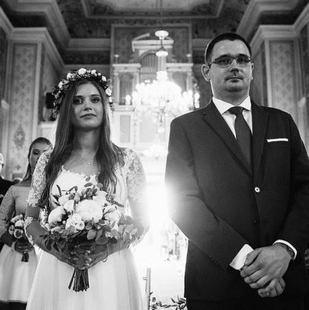 Ślub Karoliny i Michała